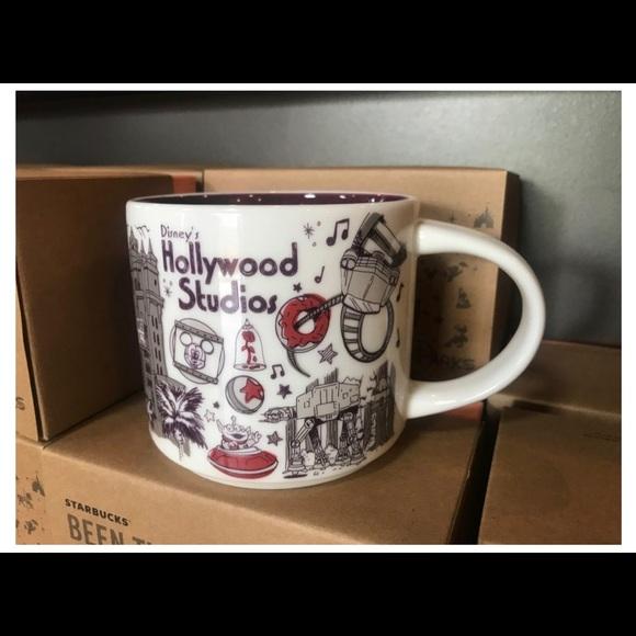 Disney Starbucks Hollywood Studios Mug